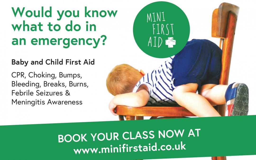 Mini First Aid (Lancashire)