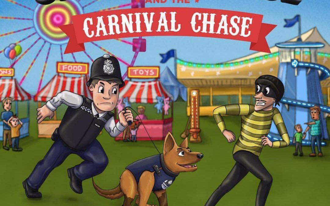 February's book – Officer George and the Carnival Chase