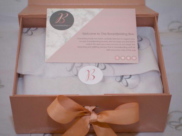 The Breastfeeding Gift Box