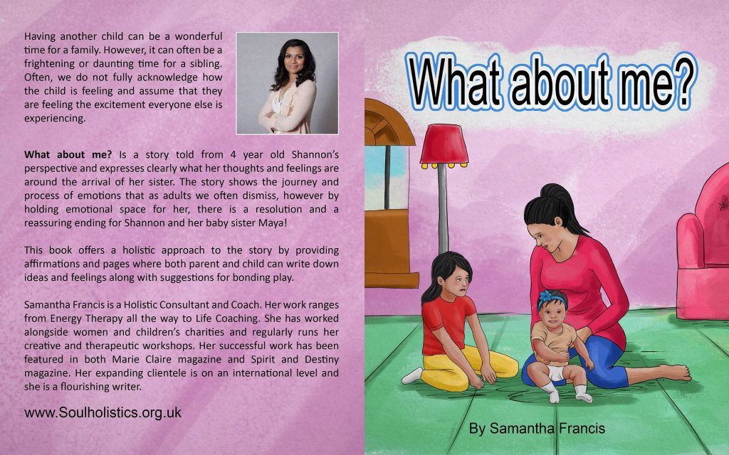 Children's book What about me