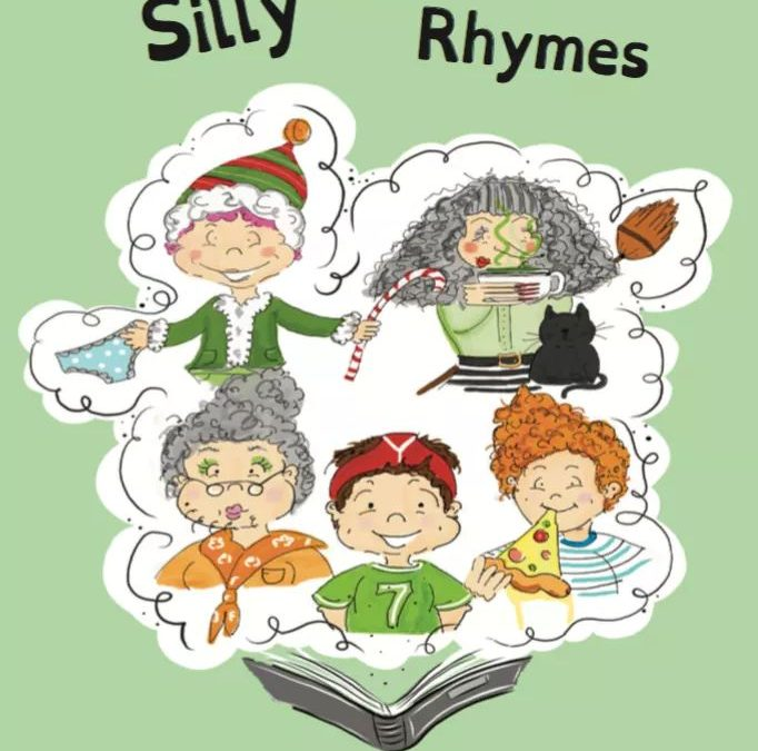 The Book of Silly Rhymes – June's book