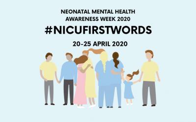 Neonatal Mental Health Awareness Week! #NICUFIRSTWORD ~ Detached and Numb