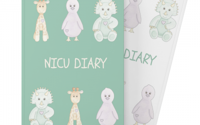Our NICU diaries are ready!